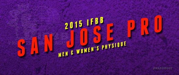 2015 IFBB San Jose Pro