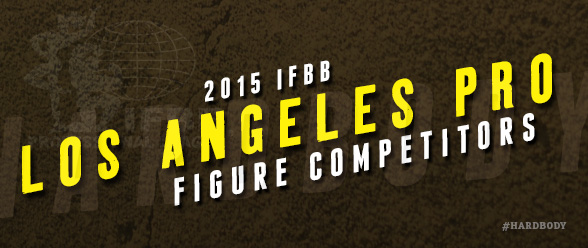 2015 IFBB LA PRO Figure