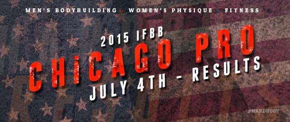 2015 IFBB Chicago Pro