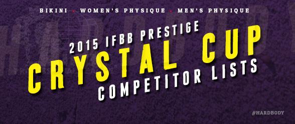 IFBB Prestige Crystal Cup