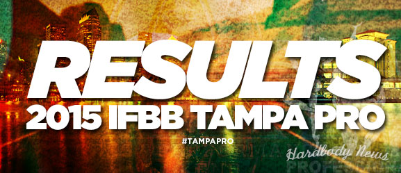2015 IFBB Tampa Pro