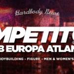 Atlantic City Pro Competitors