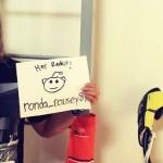 Ronda Rousey Reddit