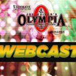 Watch the 2015 LIVE Olympia Webcast on Flexonline